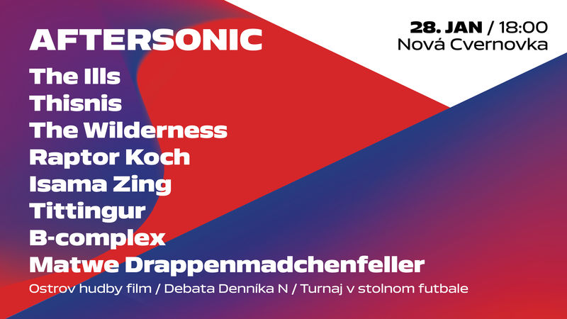 AFTERSONIC – we are bringing the atmosphere of ESNS 2019 to Slovakia on Monday morning