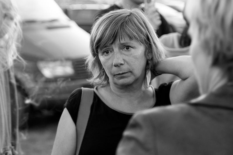 Lenka Zogatová, our friend and co-creator of the festival, has died
