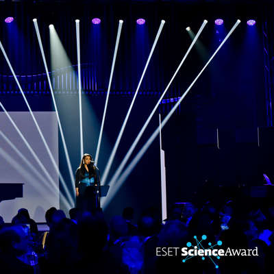 ESET Science stage na Pohoda in the Air
