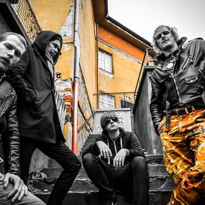 RozpoR – tough punks from the frontline