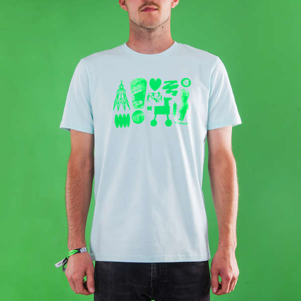 Male Green T-Shirt _ART