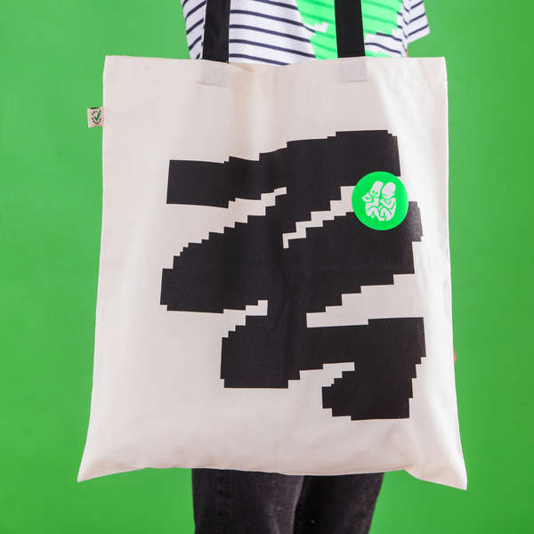 Tote Bag_Black Sign