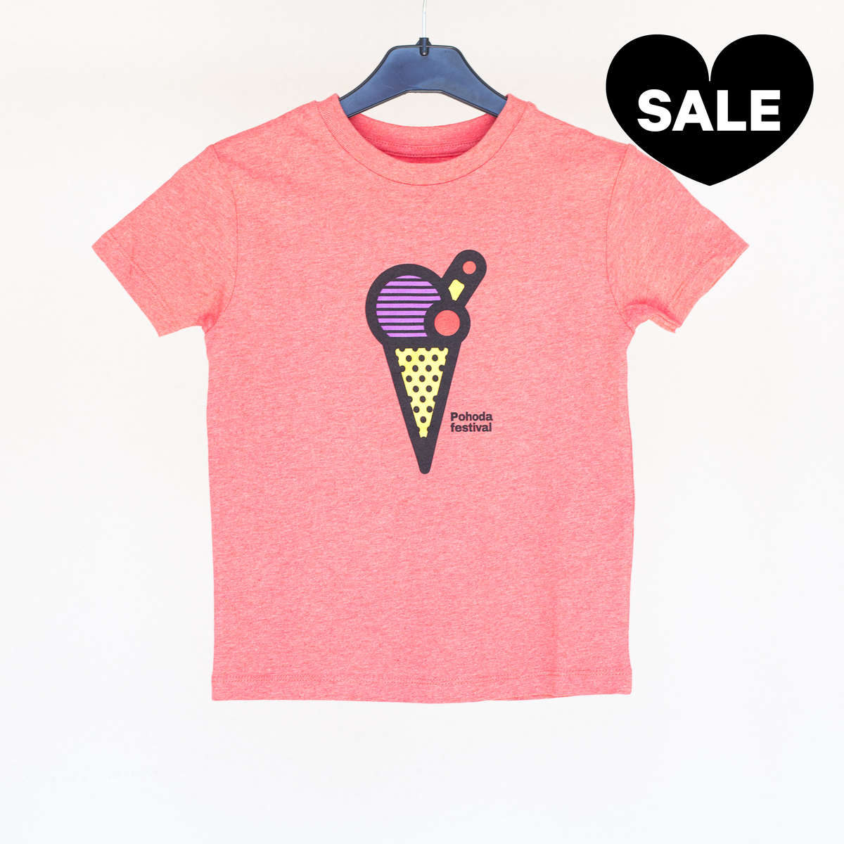 507260c78 Collection 2017 - Pink Kids T-shirt Ice Cream | Pohoda Festival